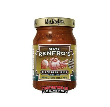 Mrs. Renfro's Mrs. Renfro's Black Bean Salsa 16oz