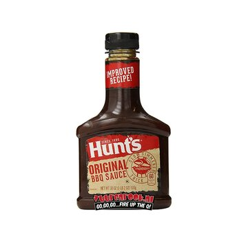 HUNT'S HUNT'S Original BBQ Sauce 18oz