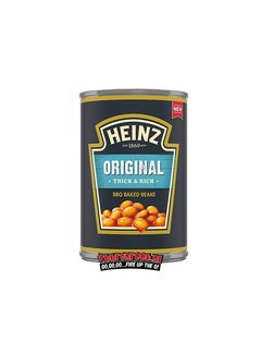 Heinz Heinz Original Thick & Rich BBQ Baked Beans