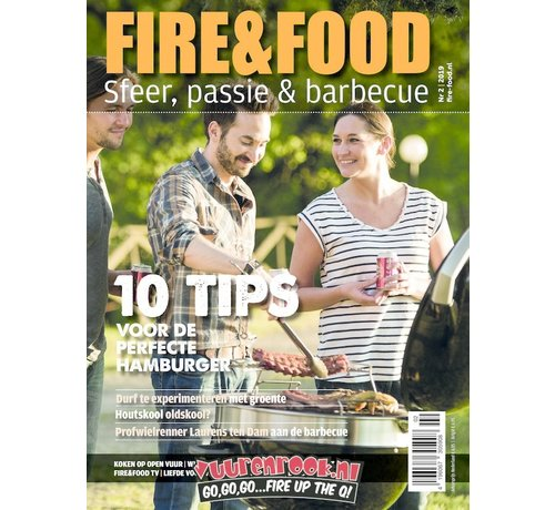 Fire&Food Fire&Food Sfeer, Passie & Barbecue NR2 2019