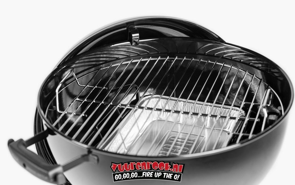 Weber Original Kettle E 5730 Charcoal barbecue 57 cm Vuur