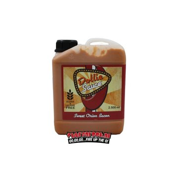 Dollie Sauce Dollie Sauce Sweet Onoin Bacon XL 2500 ml