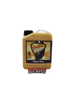 Dollie Sauce Dollie Sauce Pepper Curry XL 2500 ml