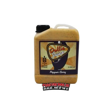 Dollie Sauce Dollie Sauce Pepper Curry XL 2500 ml