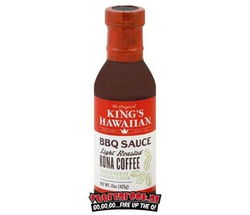 Kings Hawaiian Kings Hawaiian Kona Coffee BBQ Sauce