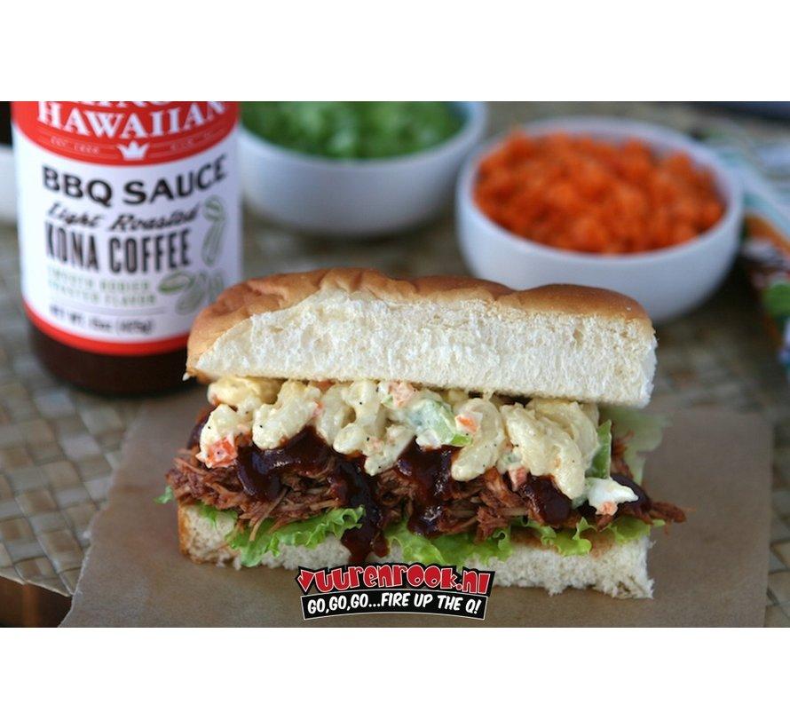 Kings Hawaiian Kona Coffee BBQ Sauce