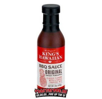 Kings Hawaiian Kings Hawaiian Original BBQ Sauce
