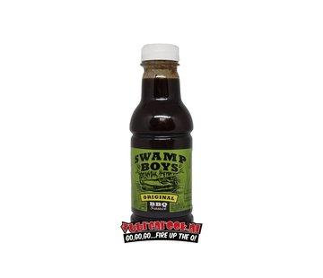 Swamp Boys Swamp Boys Original Sauce 18.9oz
