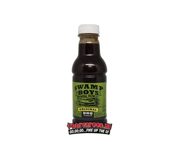 Swamp Boys Swamp Boys Original Sauce