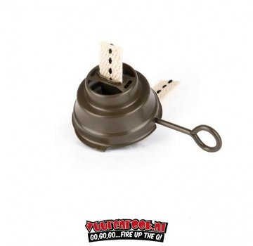 Feuerhand Colored burner with wick Feuerhand 276 Olive