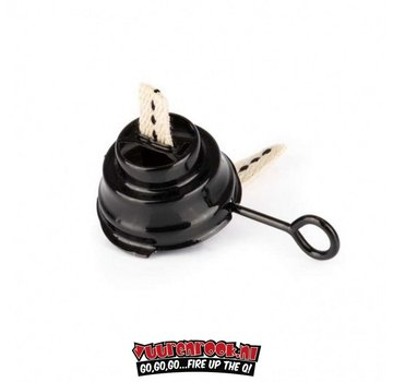 Feuerhand Colored burner with wick Feuerhand 276 Black