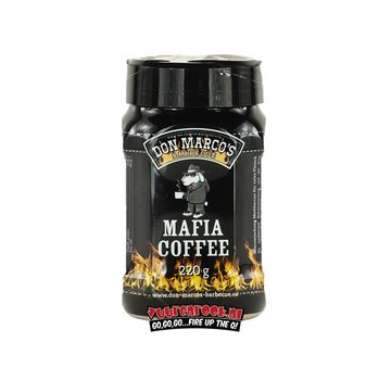 Don Marcos Don Marcos BBQ Mafia Coffee Rub 220 Gramm
