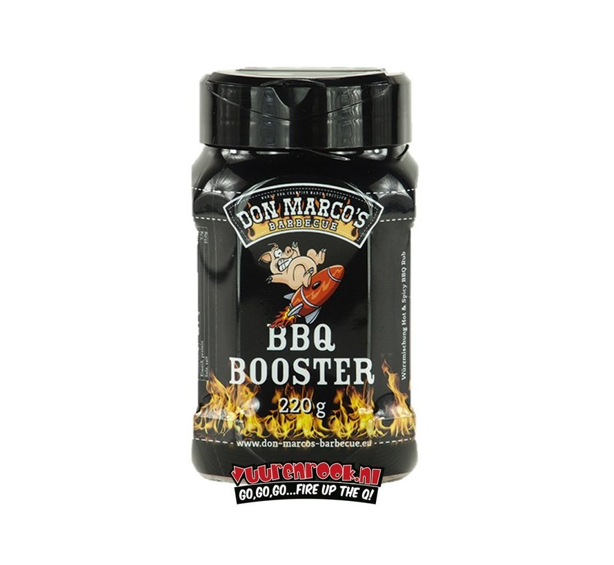 Don Marcos BBQ Booster 220 gram