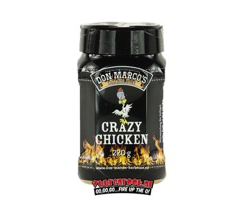 Don Marco's Don Marcos Crazy Chicken 220 gram