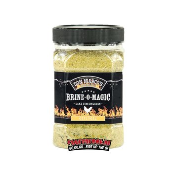 Don Marco's Don Marcos Brine o Magic Poultry 600 gram