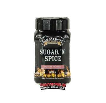 Don Marco's Don Marcos Sugar n Spice 180 grams