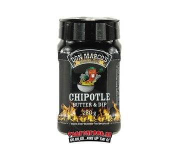 Don Marco's Don Marcos Chipottle Butter 220 gram