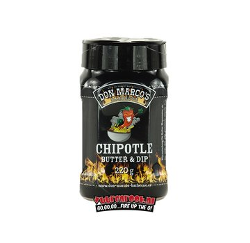 Don Marco's Don Marcos Chipottle Butter 220 gramm
