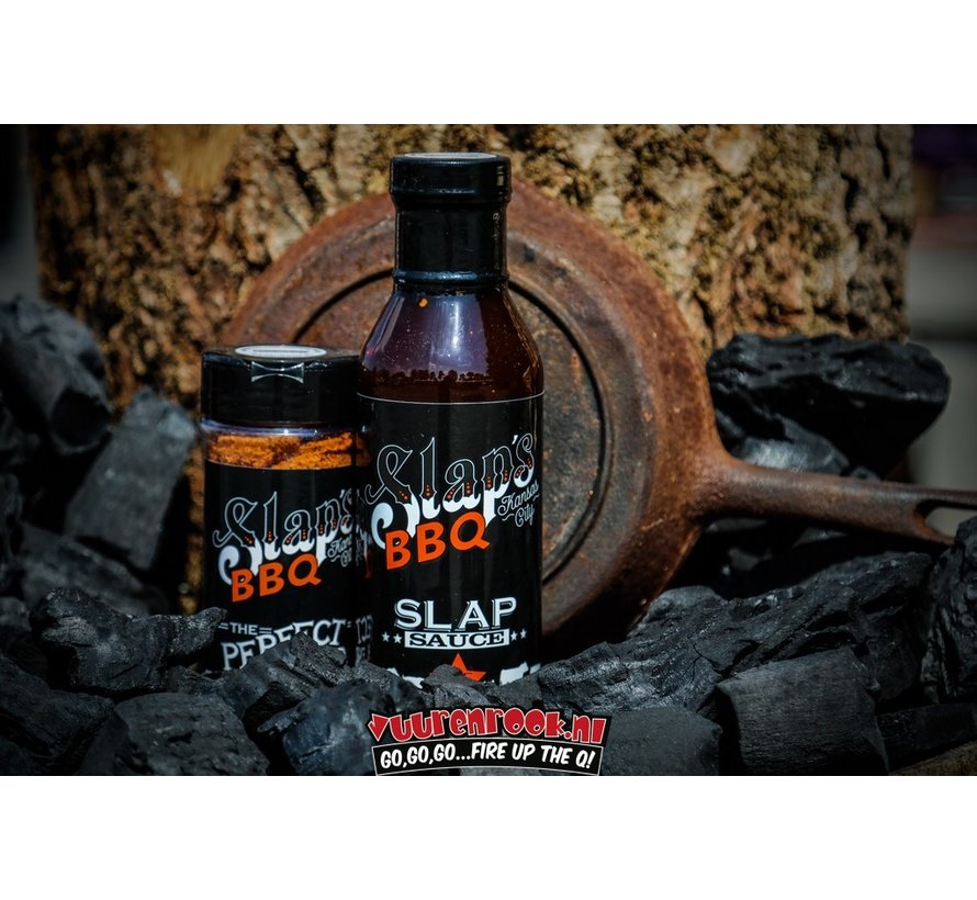 Slaps BBQ Slap's BBQ Sauce 16.5oz