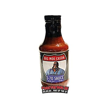 Big Moe Cason Big Moe Cason I-70 Sauce 12oz