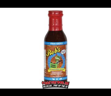 Rob's Smokin' Rub Rob's Smokin' Rubs Frog Sauce 19oz