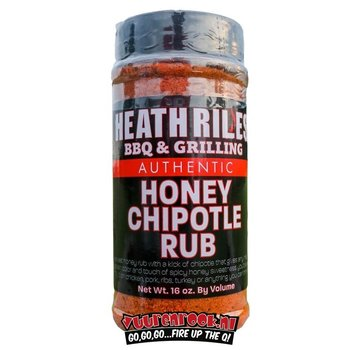 Heath Riles Heath Riles BBQ Honey Chipotle Rub