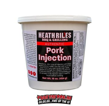 Heath Riles Heath Riles BBQ Pork Injection 16oz