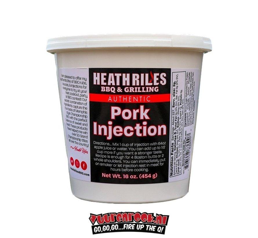 Heath Riles BBQ Pork Injection 16oz