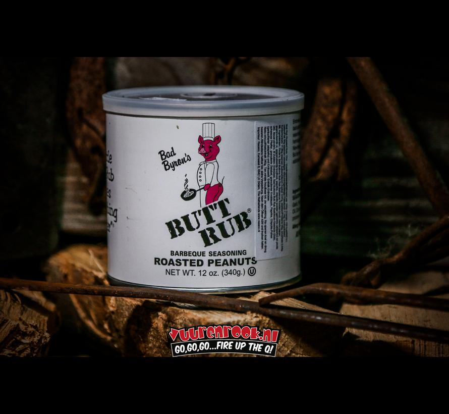 Bad Byron's Butt Rub Roasted Peanuts 340 gram