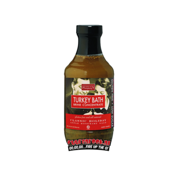 Sweetwater Sweetwater Spice Apple Rosemary Sage Turkey Bath Brine 16oz