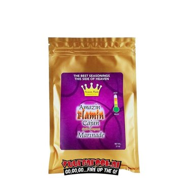 Heaven Made Heaven Made Amazin Flamin Cajun Injectable Marinade 2.7oz