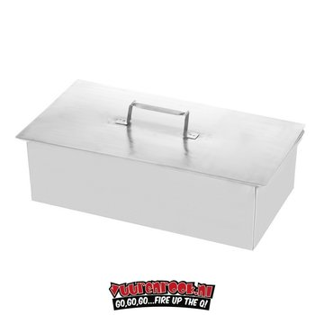 Mustang Mustang Smoker Smoke Box Steel XL