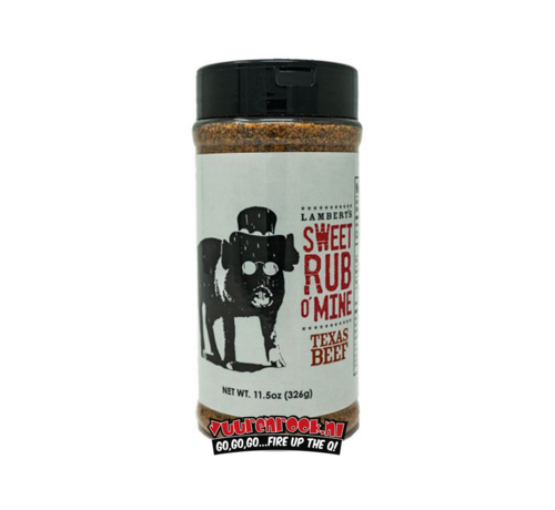 Sweet Swine Lambert's Sweet Rub o' Mine Beef Rub