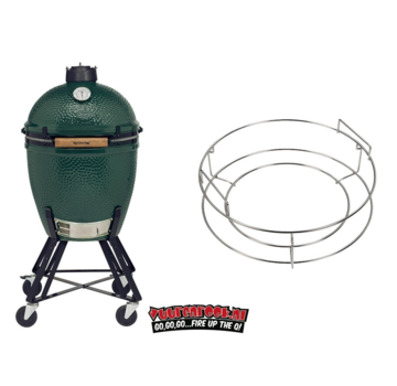 Big Green Egg Big Green Egg Large + Nest + ConvEGGtor Basket