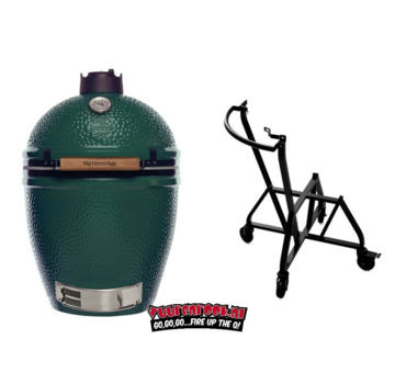 Big Green Egg Big Green Egg Large + Integgrated Nest + Handler