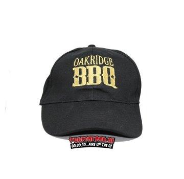 Oakridge Oakridge BBQ Cap Schwarz / Gold