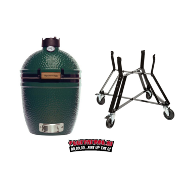 Big Green Egg Big Green Egg Small + Nest