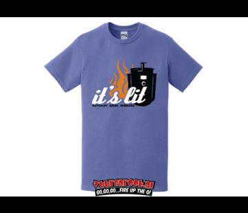 Gateway Gateway Drum Smokers IT'S LIT T-Shirt