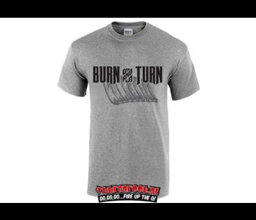Gateway Gateway Drum Smokers BURN & TURN T-Shirt