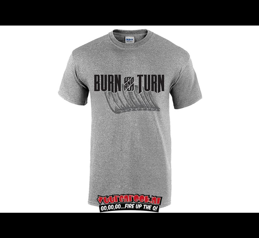 Gateway Drum Smokers BURN & TURN T-Shirt
