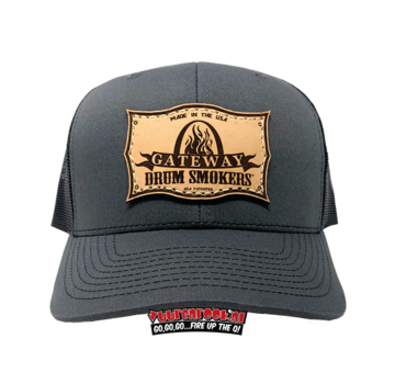 Gateway Gateway Drum Smokers Patch Hat