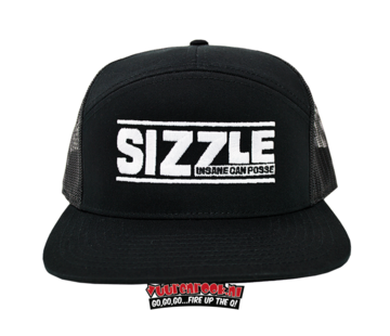 "Gateway Gateway Drum Smokers ""SIZZLE"" INSANE CAN POSSE Hat"