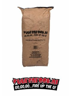 Dammers SECOND CHANCE Vuur&Rook South African Premium Lump Charcoal 100% Black Wattle by Dammers 10 kg