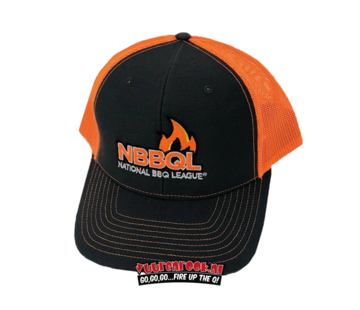 National BBQ League (NBBQL) Hat