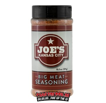 Joe's Kansas City Joe's Kansas City Big Meat Seasoning  7.5oz