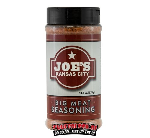 Joe's Kansas City Joe's Kansas City Big Meat Seasoning  7.5 oz