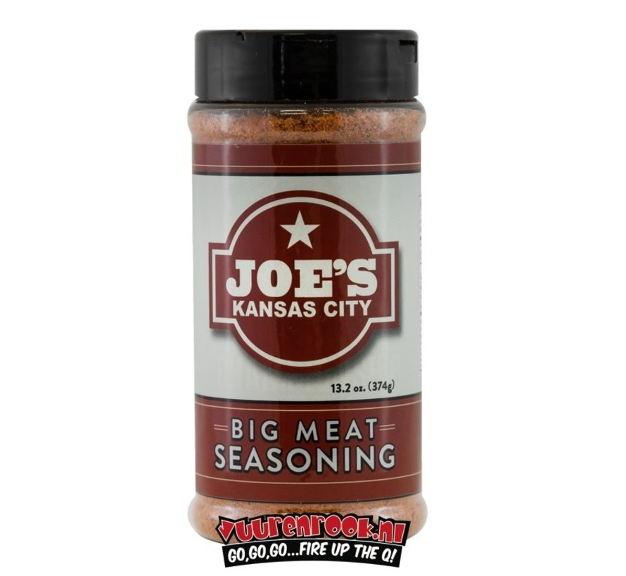 Joe's Kansas City Big Meat Seasoning  7.5 oz