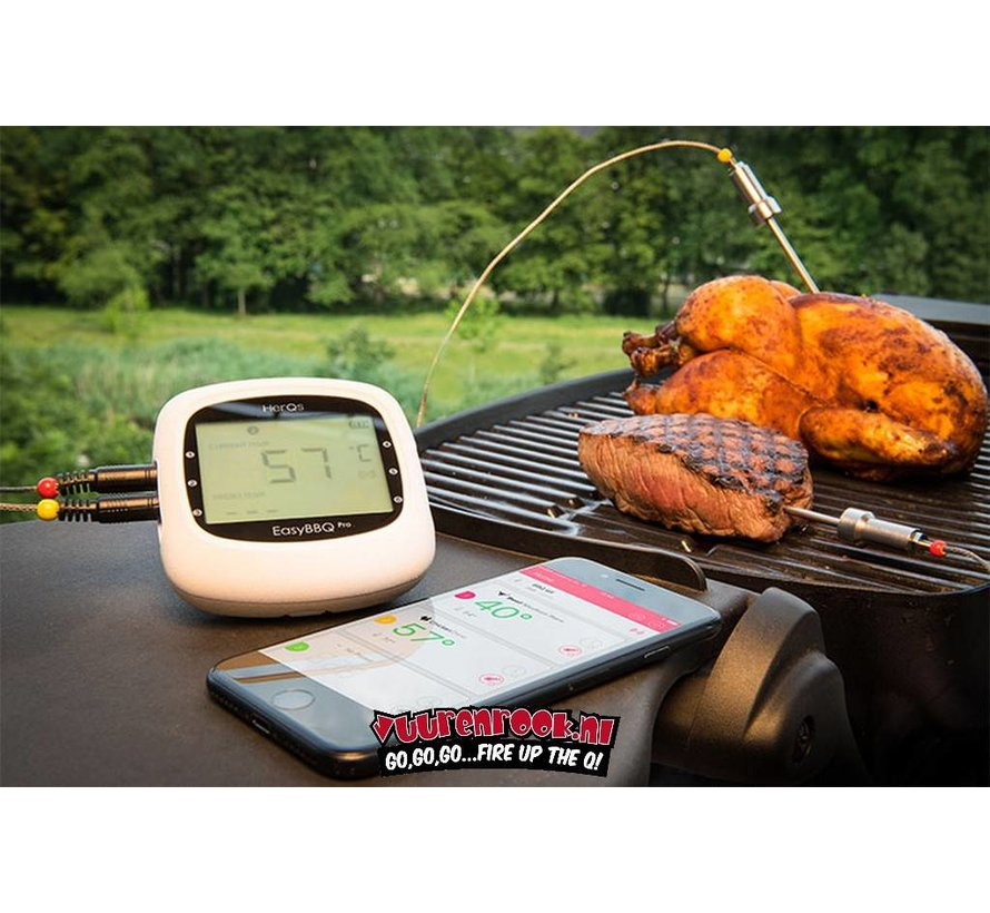 HerQs Easy Pro BBQ Thermometer Deal