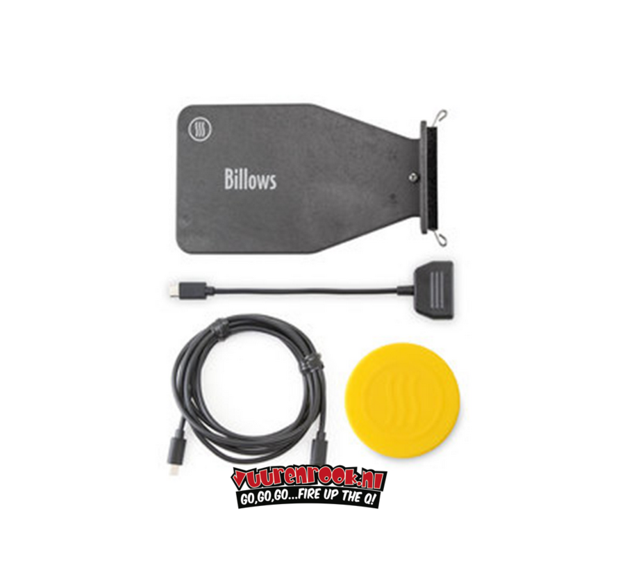 Pre-Order ThermoWorks Signals & Billows (BBQ Controller)