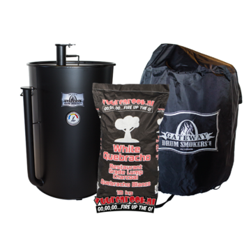 Blues Hog Edition Gateway Drum Smoker - 55 Deal 2